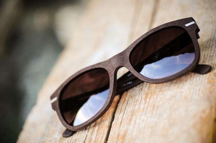 monture lunette bois